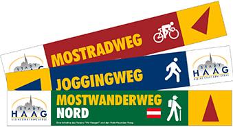 Rad- und Wanderwege