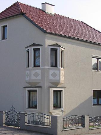 Fassadenaktion